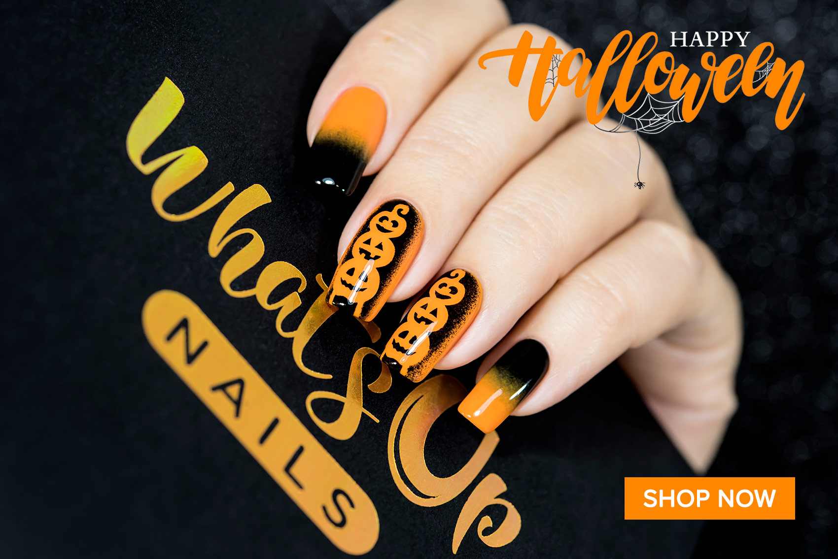 Best Selection of Halloween Nail Products