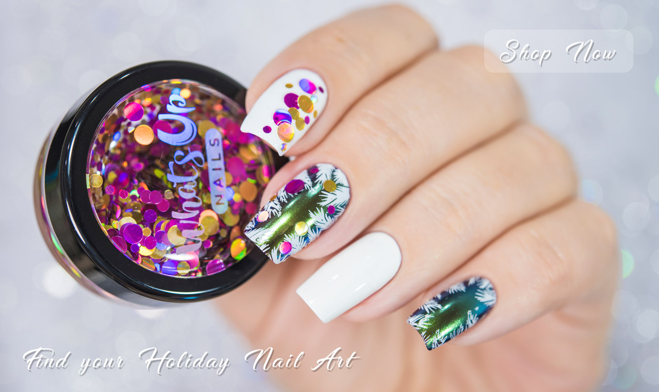 Shop Winter Nail Products